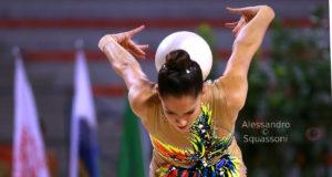foto di Alessandro Squassoni / ginnastica-ritmica.eu
