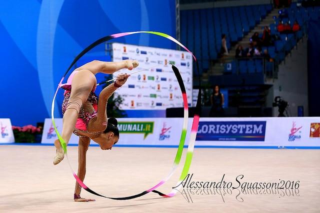 Alessia Russso World Cup di Pesaro