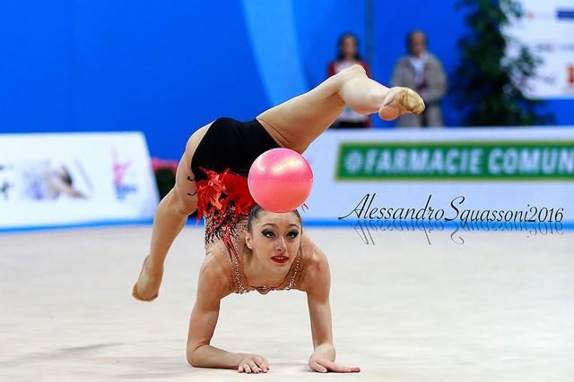 Ana Luiza Filiorianu world cup pesaro