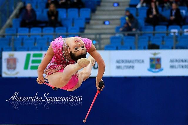 Victoria Filanovsky ginnasta israeliana
